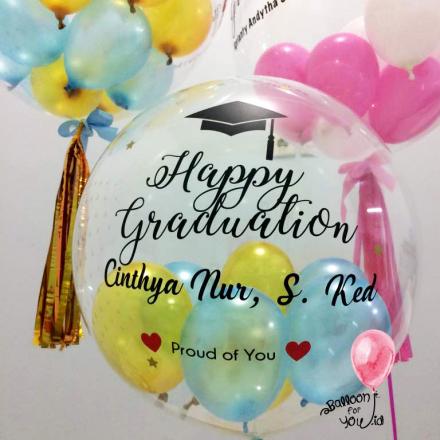 For Graduation