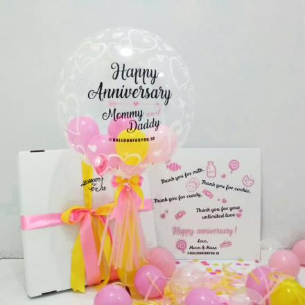 For Anniversary