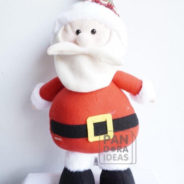 """Santa Standing Christmas With LED 13"""""""