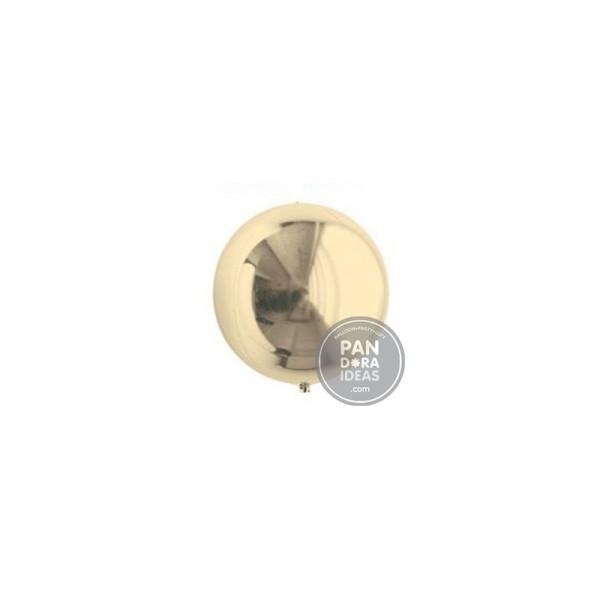 """10"""" Sphere White Gold Foil"""