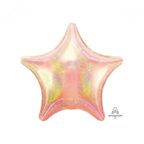"""19"""" Star Dazzler Pastel Pink"""