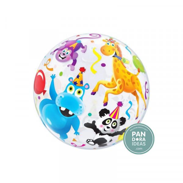 "22"" Animals Party Deco Bubble"