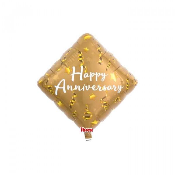 "14"" Diamond Happy Anniversary"