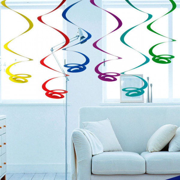 Swirl Decoration Color Mix 2