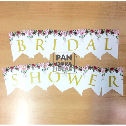 Banner Bridal Shower