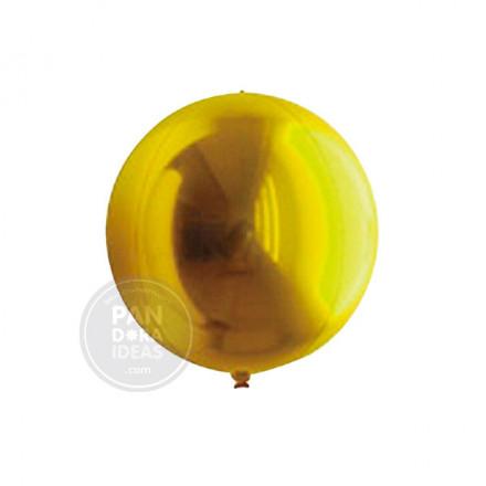 "14"" Sphere Gold Foil"