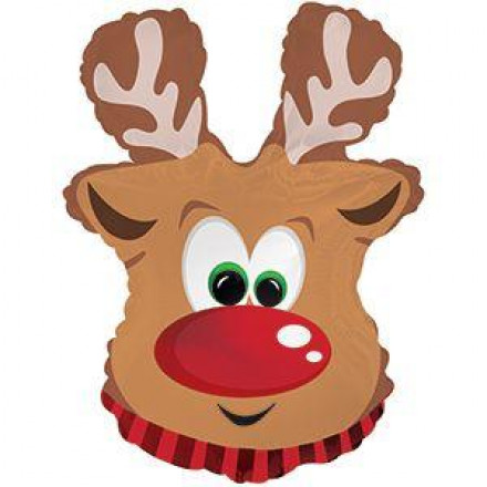 Christmas Deer Balloon
