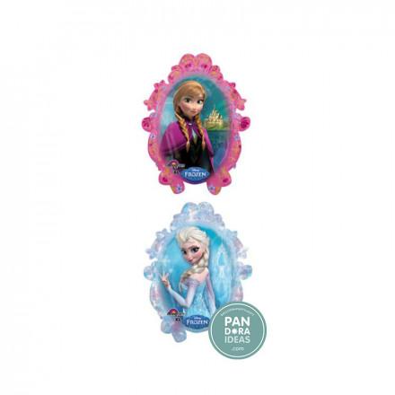 """25""""x31"""" Frozen Mirror"""