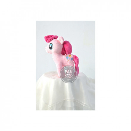 Pink Little Pony 10""