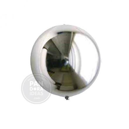 "7"" Sphere Silver Foil"